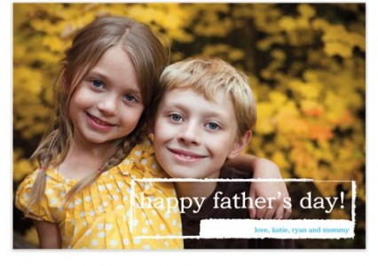 picture of Free Father's Day Photo Card