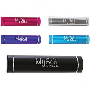 picture of iEnjoy MyBolt Portable USB Battery Charger Sale