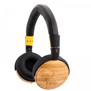 picture of Zagg Wood Headphones Sale