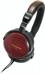 picture of Audio-Technica ATH-ESW9A Wooden Headphone Sale