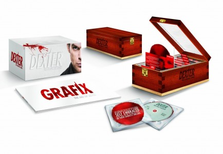 picture of Dexter: Complete Series Collection on Blu-ray Sale