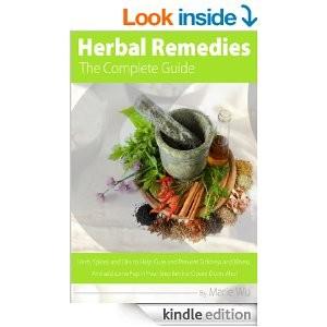 picture of Free Herbal Remedies eBook