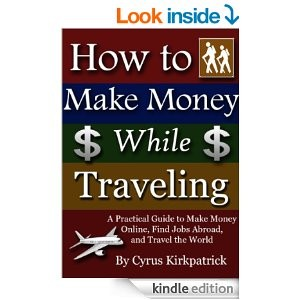 picture of How to Make Money While Traveling Free eBook