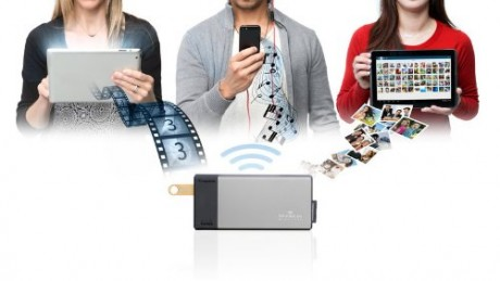 picture of Kingston MobileLite Wireless Flash USB/SD Reader Sale