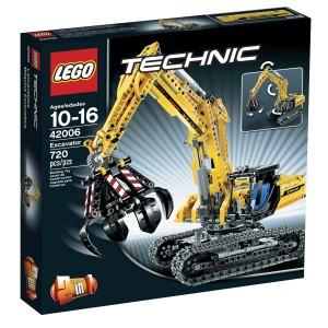 picture of LEGO Technic Excavator Sale