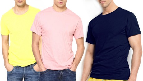 picture of Men's 12-pk Crew Neck T-Shirt Sale