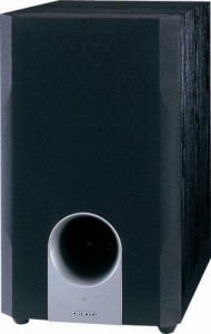 picture of Onkyo Bass Reflex Powered Subwoofer Sale