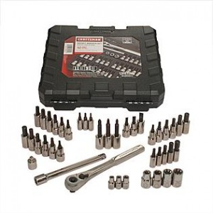 Craftsman  42 piece 1/4 and 3/8-inch Drive Bit and Torx Bit Socket Wrench Set