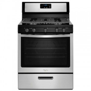 picture of Whirlpool Gas Range w/ Griddle Sale