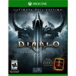 picture of Diablo 3 Ultimate Evil Edition Xbox One/PS4 Sale