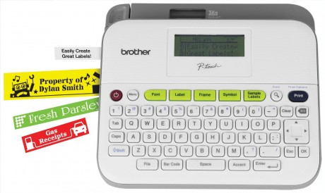 picture of Brother PT-D400VP P-Touch Label System Super Deal