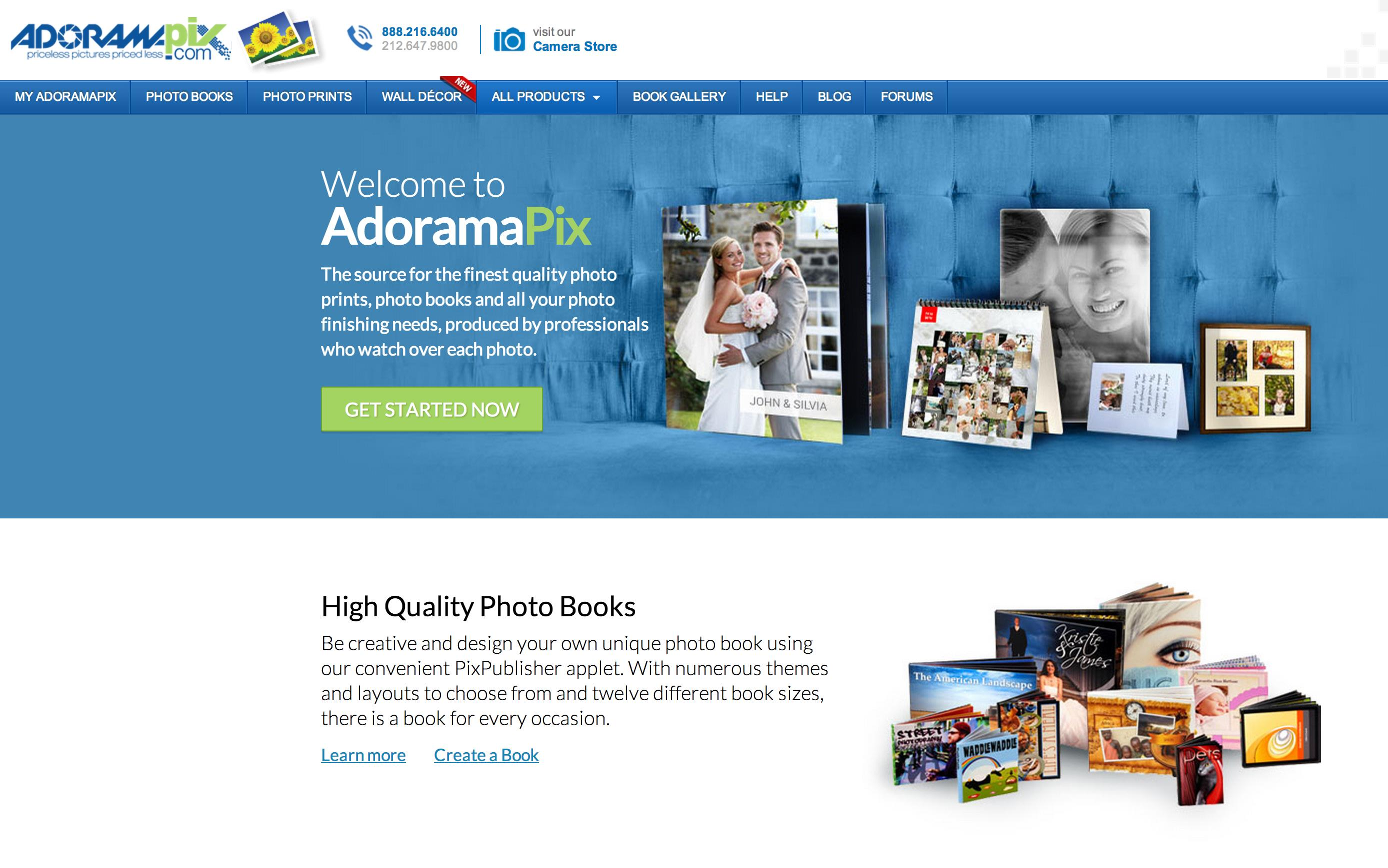 Products: prints, photo books, metal prints, acrylic prints, calendars ...: www.buyvia.com/blog/find-best-online-photo-printing-service-2014
