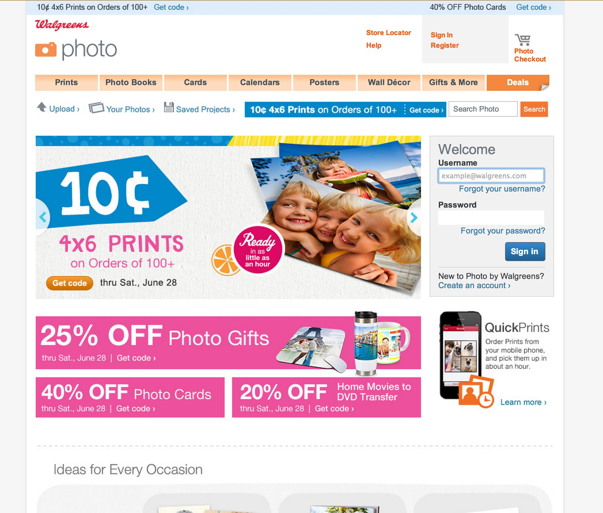 u00bb how to find the best online photo printing service in 2014