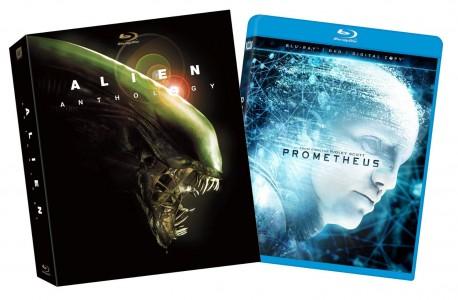 picture of Alien Anthology & Prometheus Bundle Blu-ray 1-Day Sale
