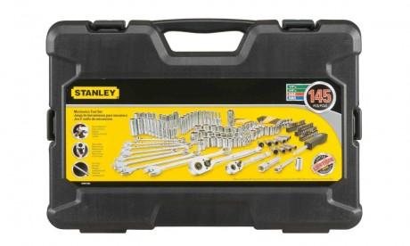 picture of Stanley 145-pc Mechanics Tool Set Sale
