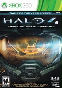 picture of Halo 4 Game of the Year Edition Xbox 360 Sale