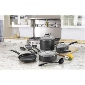 picture of Cuisinart Pro Classic 11 Piece Cookware Set Sale