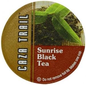 picture of Caza Trail Single Serve K-Cup Tea Sale