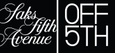 1 day Saks Off 5th up to 70% off Sale