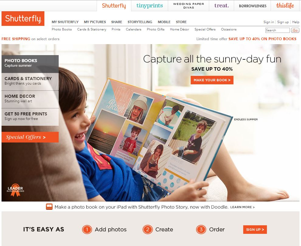 how to create a photo book online