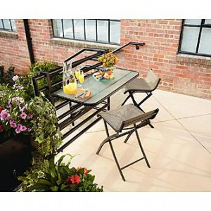 picture of Garden Oasis Brooklin 3-pc Hanging Bar Set Sale