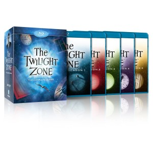 picture of The Twilight Zone Complete Series Blu-ray 1-Day Sale