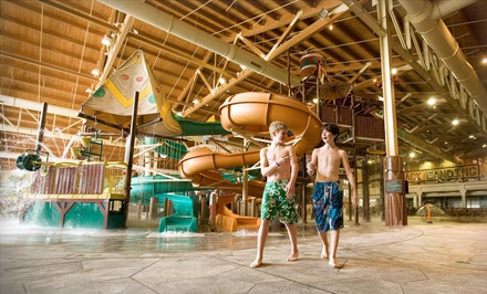 picture of Up to 45% off Great Wolf Lodge Water Park Resort