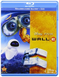 picture of Wall-E (Three Disk Combo)