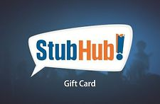 picture of $100 StubHub Gift Card for only $85 by Email