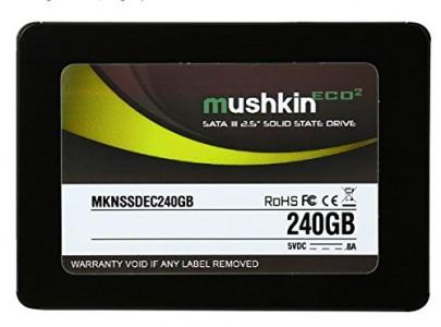 picture of Mushkin Chronos 240GB SSD Drive Sale