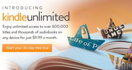 picture of $4.99 for 2 Months Kindle Unlimited - Up to 50% off Subscription