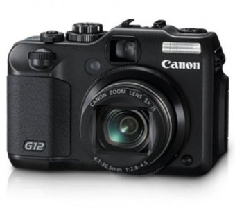 picture of Canon G12 10 MP Digital Camera 5x Zoom, Vari-Angle LCD Sale