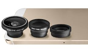 picture of Aduro 3-Piece Camera Lens Kit iPhone Sale
