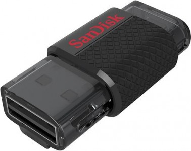 picture of Again: Best Buy SanDisk USB/MicroUSB Flash Drive Sale