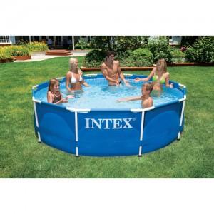 picture of Intex Metal Frame Pool Sale