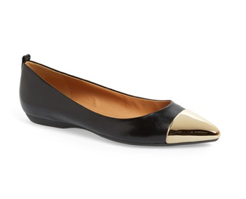 picture of Nine West Hatie Pointy Toe Flats Sale