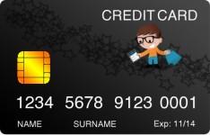 Black-credit-card