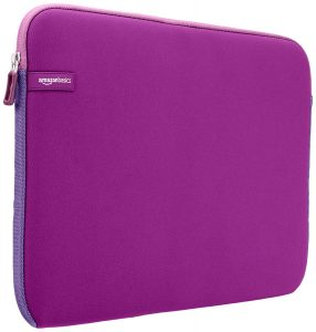 picture of AmazonBasics 15.6-Inch Purple Laptop Sleeve Sale
