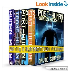 picture of Free Post-Human Series 1-4 eBook