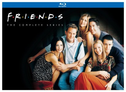 picture of Friends: Complete Series Blu-ray Sale