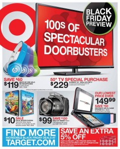 target black friday 2013 - page 1