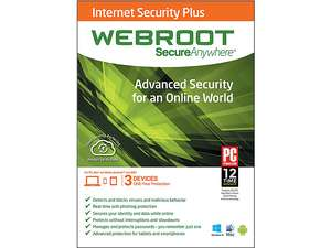 picture of Webroot SecureAnywhere Mobile Internet Security+ 2014 Free