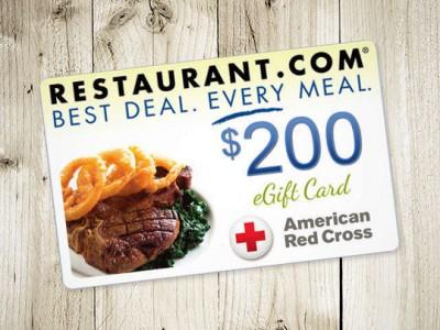 picture of $200 Restaurant.com eGift Card $40