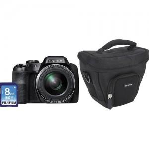 picture of Fujifilm FinePix S9250 16MP 50x Zoom Camera Bundle Sale