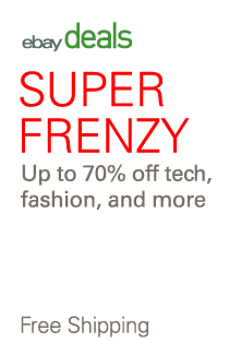 eBay Online and in store Coupons, Promotions, Specials for