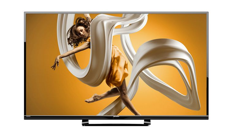 "Sharp AQUOS 65"" 4K LED 120Hz Smart HDTV Sale $529.99  Free Shipping from Walmart"
