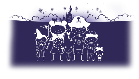picture of Free Disney Custom Family Decal