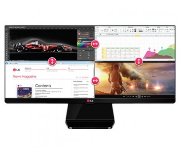 LG 29″ Dual HDMI UltraWide IPS LED Monitor 1-Day Sale