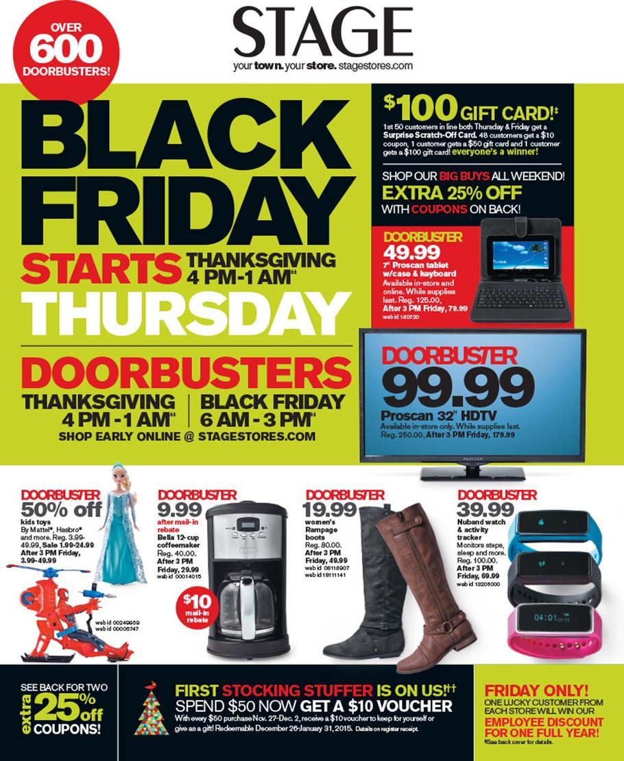 Online black friday shopping 2014