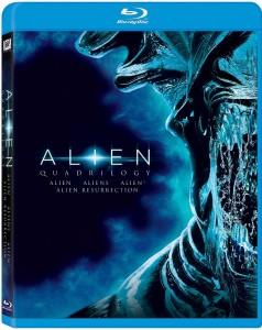 picture of Alien: Quadrilogy [Blu-ray] Sale
